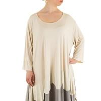 Damen Kleid Gr. one size - cream