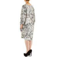 Damen Kleid Gr. one size - grey