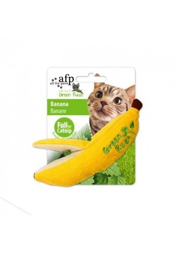 afp Green rush banana 12 g catnip