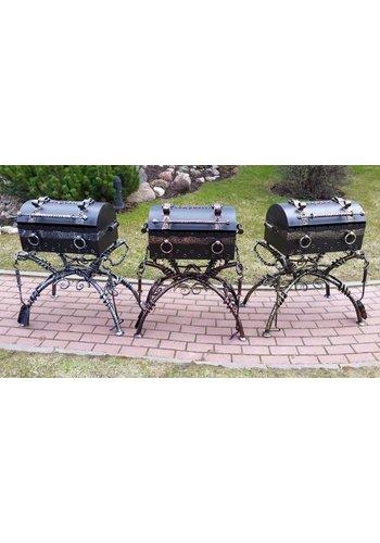 Kalmetal Houtskool barbecue  - Copy - Copy - Copy