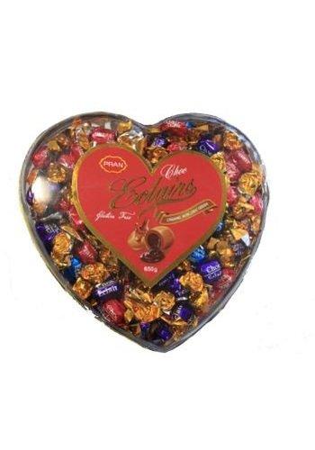 Pran Hart caramel toffees met chocoladecrèmevulling 175g - Copy