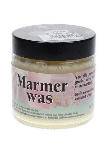 Neckermann Marmerwas wit of zwart 150 ml