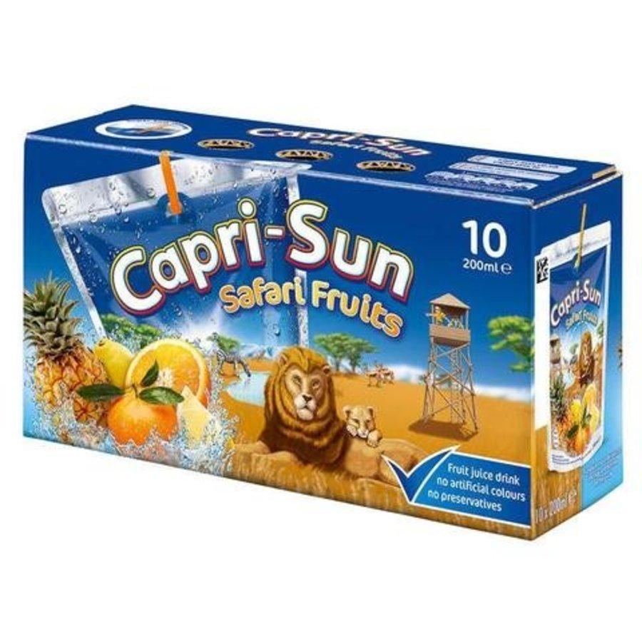 Vruchtenlimonade 10 x 200ml in verschillende smaken