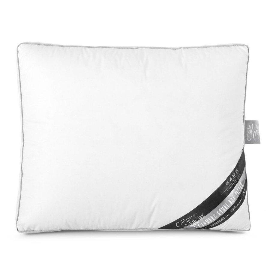 3 Chamber Box Pillow White