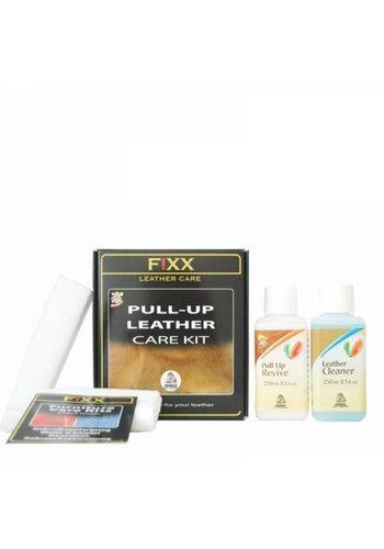 FiXX  Leather care kit  wax&oil maxi