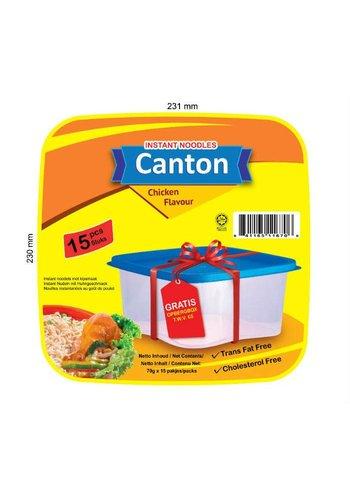 Canton Noodles Chicken Box