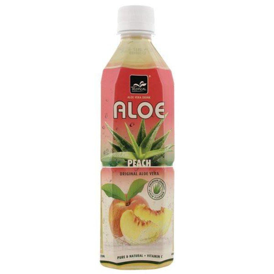 Aloe Vera - 500 ml - in diverse smaken