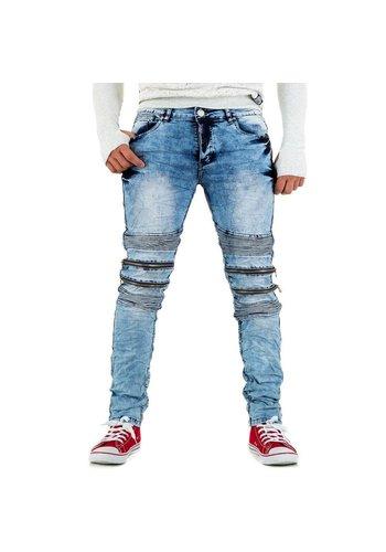 Justing Jeans Herren Jeans von Justing Jeans - blue