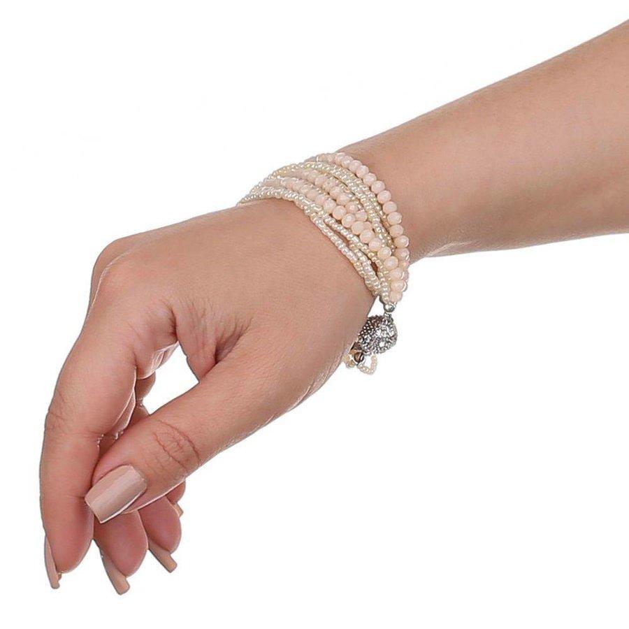 Damen Armband - taupe