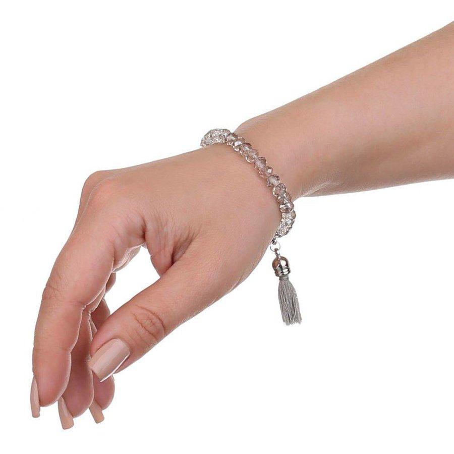 Damen Armband - beige