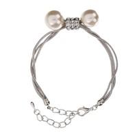 Damen Armband - silver