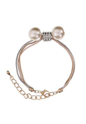 Neckermann Damen Armband - gold