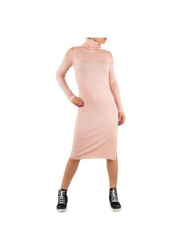 Neckermann Damen Kleid Gr. one size - rose