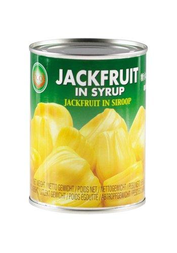 X.O Jackfruit in siroop 565 gram