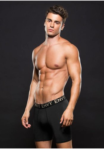 Envy Low Rise Athletic Boxer shorts Wit of Zwart