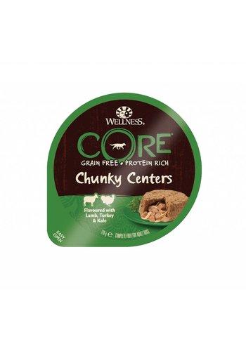 Wellness Core Chunky Centers Lam&Kalkoen&Boerenkool 170 g
