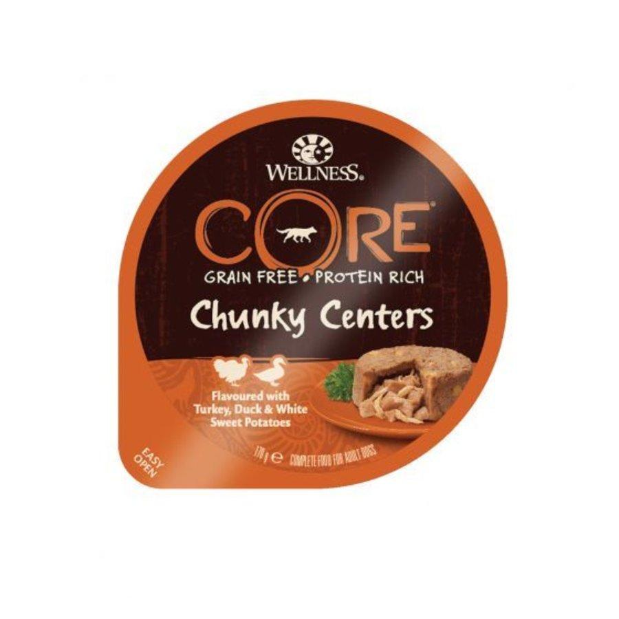 Core Chunky Centers Kalkoen&Eend 170 g
