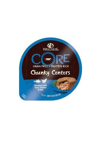 Wellness Core Chunky Centers Kalkoen&Eend 170 g - Copy - Copy