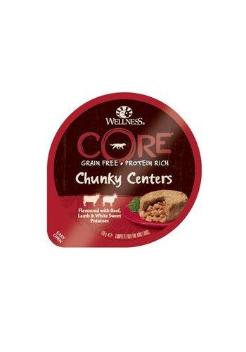 Wellness Core Chunky Centers Kalkoen&Eend 170 g - Copy - Copy - Copy - Copy