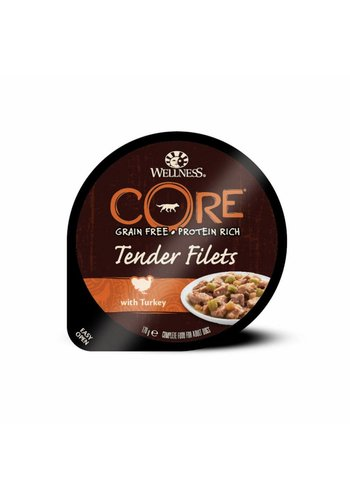 Wellness Core Chunky Centers Kalkoen&Eend 170 g - Copy - Copy - Copy - Copy - Copy