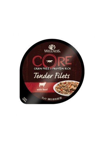 Wellness Core Tender Filets Rund&Wortel 170 g