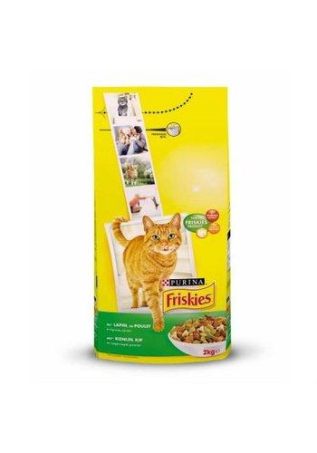 Purina Friskies konijn en kip 2 kg