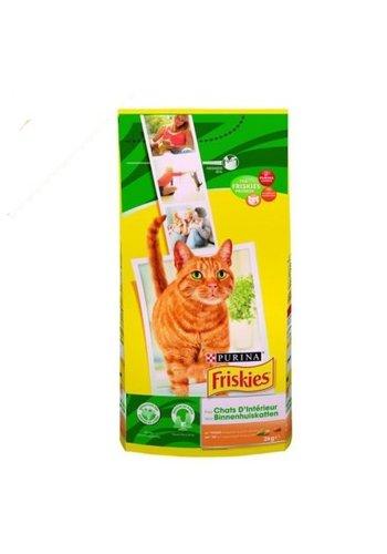 Purina Friskies kip voor indoor katten 2 kg