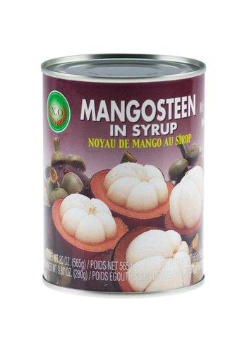 X.O Mangosteen in siroop 565 gram