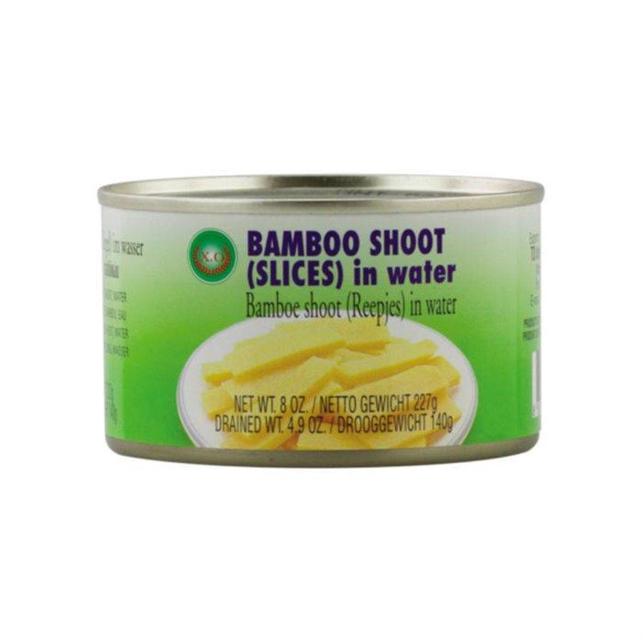 Bamboeschijfjes 227 gram