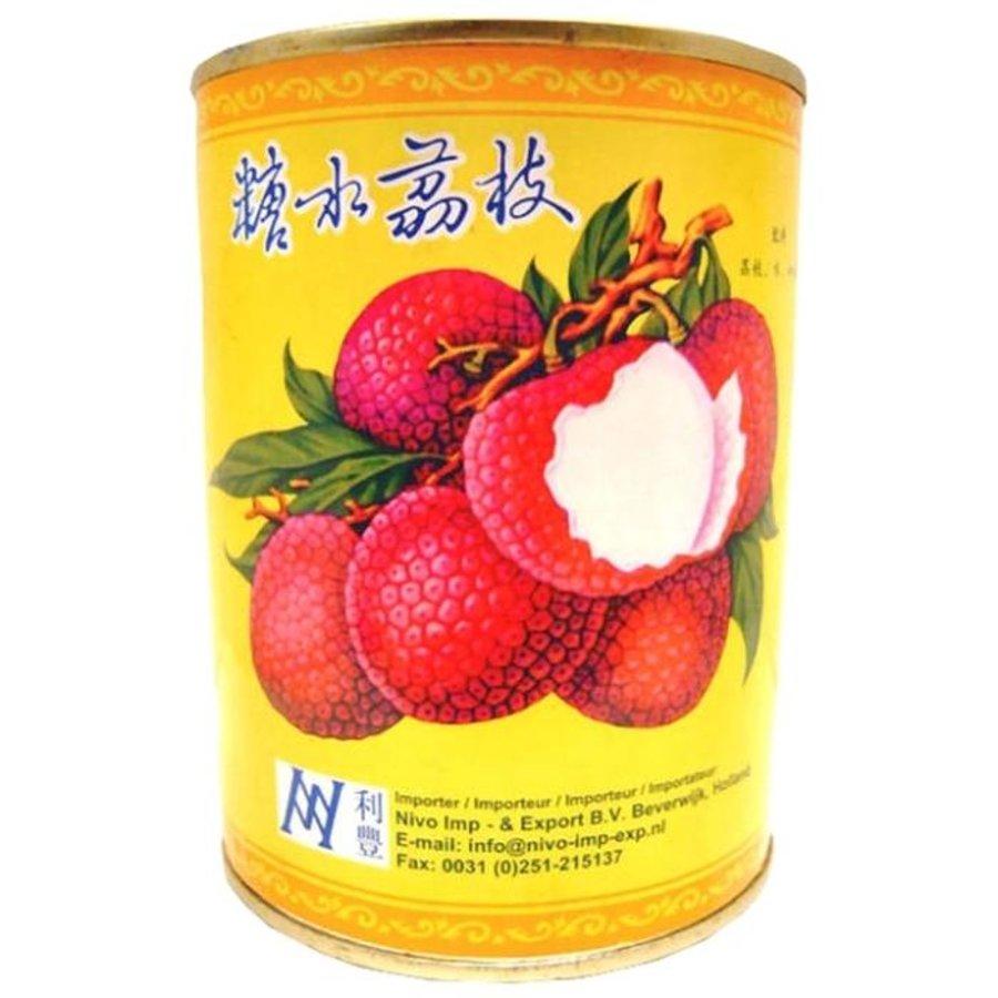 Lychee in siroop 567 gram