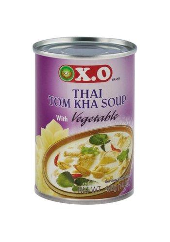 X.O Tom Kha soep 400 gram