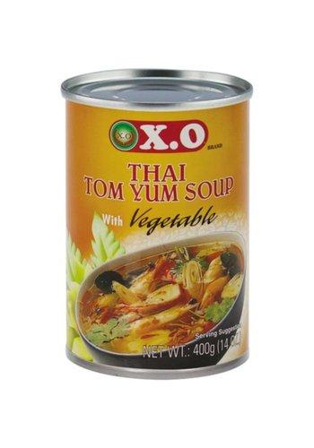 X.O Tom Yum soupe 400 grammes