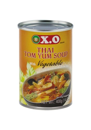 X.O Tom Yum Suppe 400 Gramm