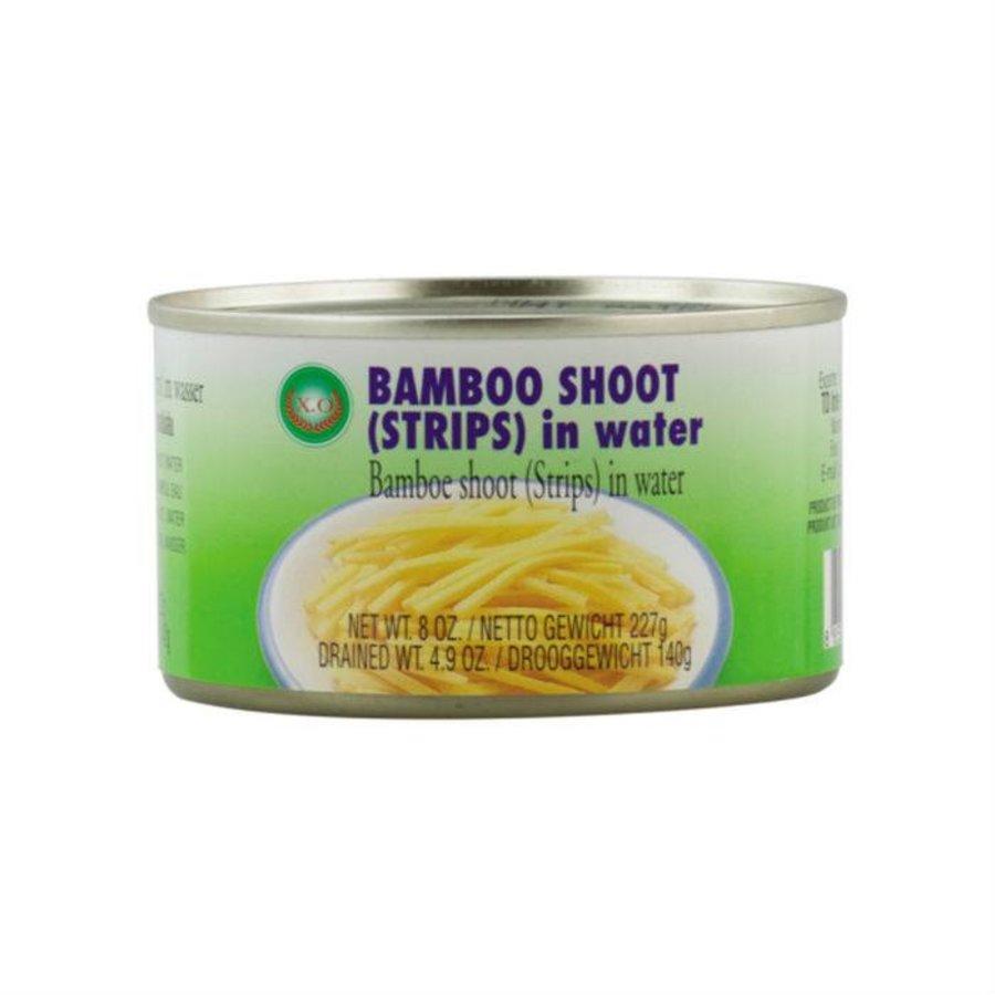 Bambusstreifen 227 Gramm