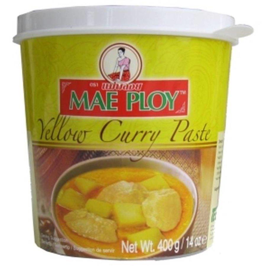 Gelbe Currypaste 400 Gramm