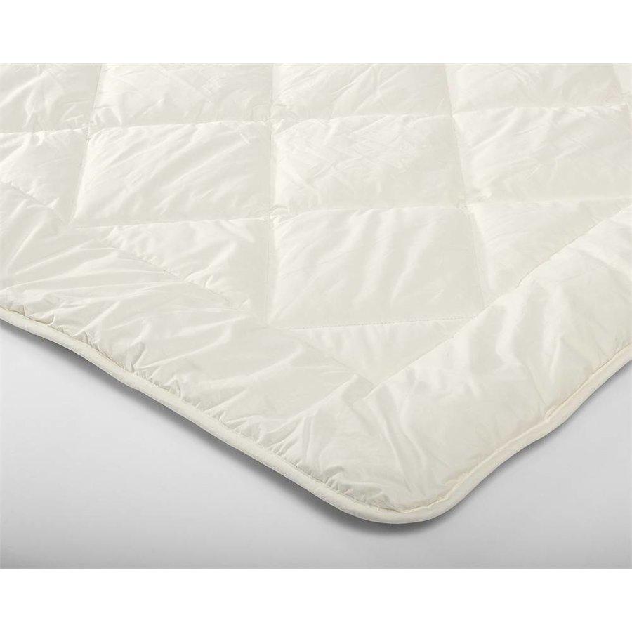 Percale Cotton Wool Touch Enkel Dekbed Cream