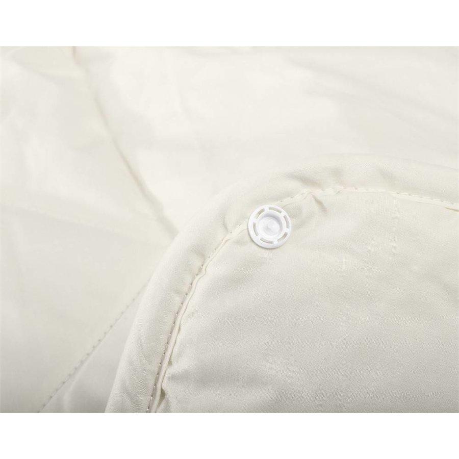 Percale Cotton Wool Touch 4-Seizoenen Dekbed Cream