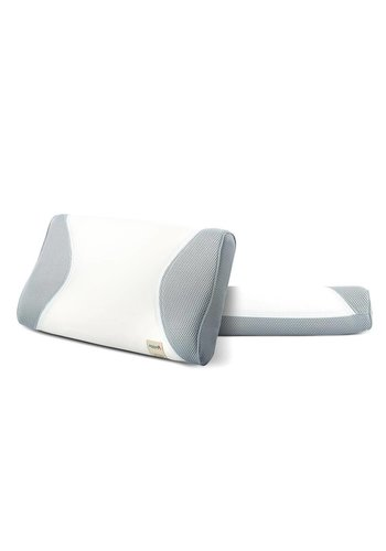 Outlast Athlete Contour Pillow White