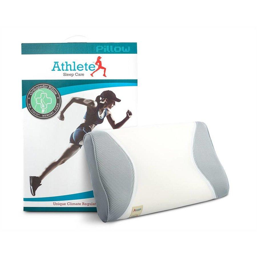 Athlete Contour Pillow White