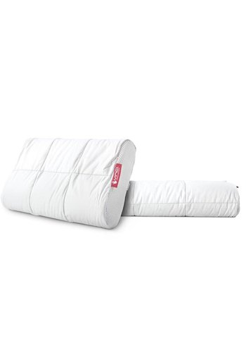 Outlast Vinci Down Deluxe Contour Pillow White