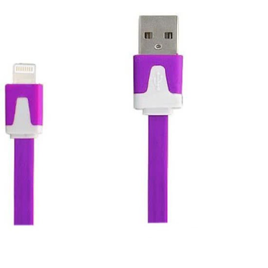 Neckermann Lightning naar USB kabel wit 2 meter wit - Copy - Copy