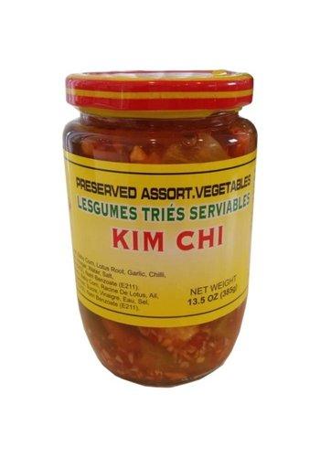 X.O Kim Chi Vinaigrous 385 gram