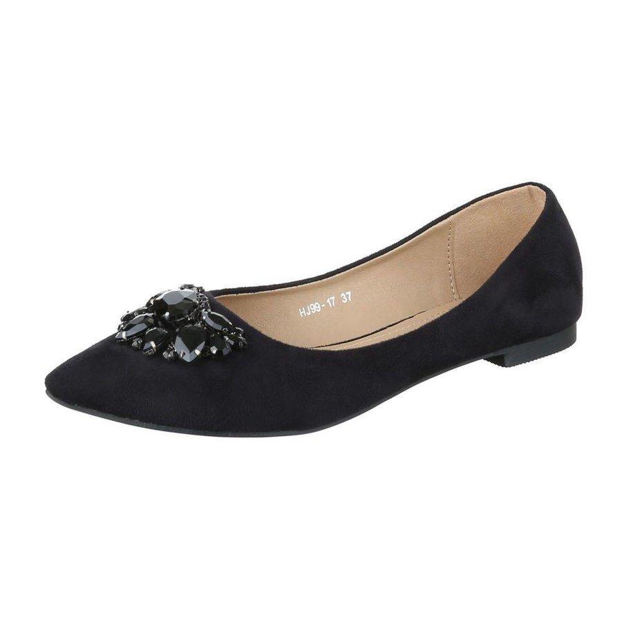 Damen Ballerinas - black
