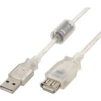Premium USB Verlängerungskabel, 1,8 m