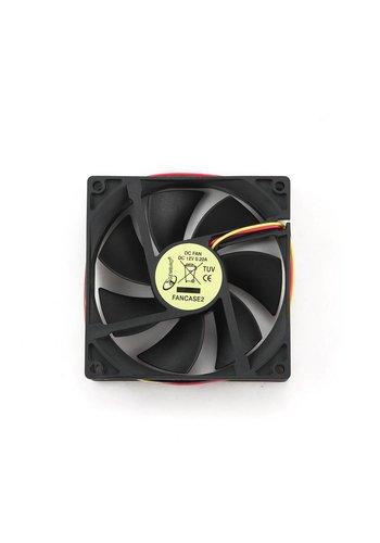 Gembird 90 mm PC case fan, sleeve bearing