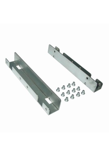 Gembird Metal mounting frame for 2 pcs x 2.5'' SSD to 3.5'' bay