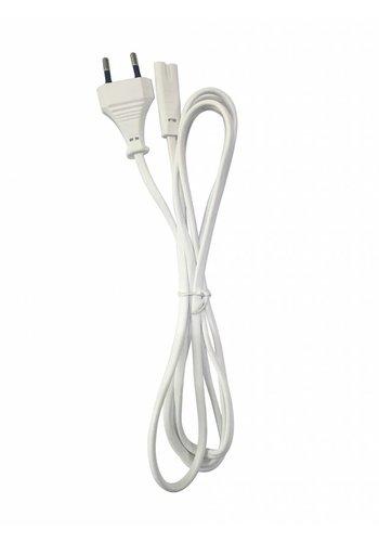 Cablexpert Stromkabel (C7), VDE-geprüft, 1.8 m
