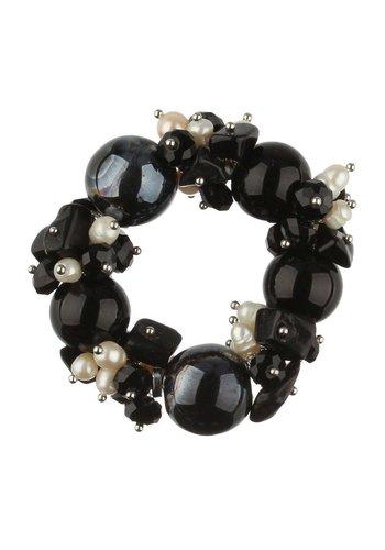 Neckermann Damenarmband - schwarz