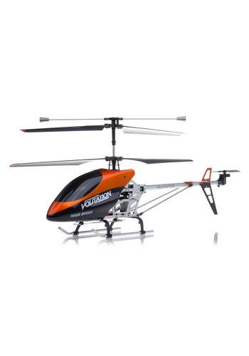 Neckermann 3d flying helicopter
