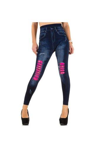 Best Fashion Ladies Leggings par Best Fashion Gr. taille unique - rose